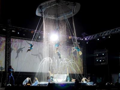 Show Circo Contemporaneo Grandi Eventi